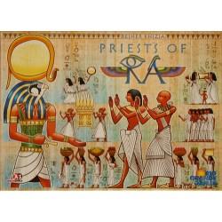 Priests of Ra un jeu Rio Grande Games