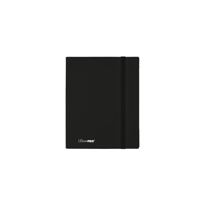 Pro-binder A4 360 cartes Jet Black un jeu Ultra pro