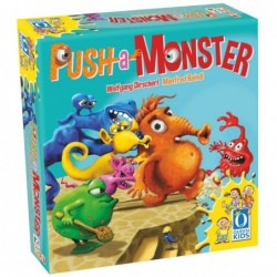 Push a monster un jeu Queen Games