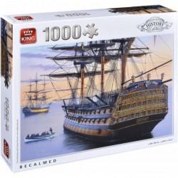 Puzzle 1000 Becalmed un jeu King