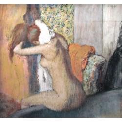 Puzzle 1000 pièces - Degas - Après le bain un jeu Ricordi