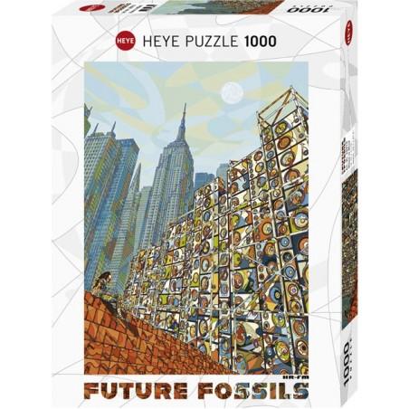 Puzzle 1000 pièces - Home in mind un jeu Heye