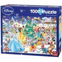 Puzzle 1000 pièces - Winter Wonderland un jeu King