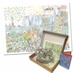 Puzzle 1080 New York un jeu Akena