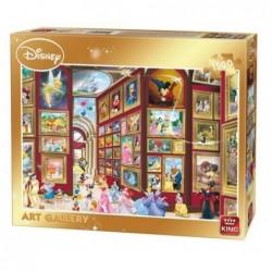Puzzle 1500 pièces - Art Gallery Disney un jeu King