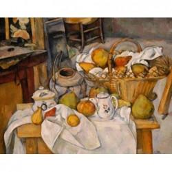 Puzzle 1500 pièces - Cézanne - Nature morte un jeu Ricordi