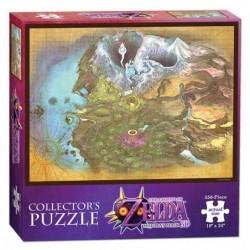 Puzzle 550 pièces - Zelda Majora's mask un jeu