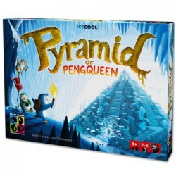 Pyramid of Pengqueen un jeu Brain Games