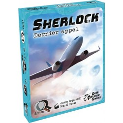 Q-System Sherlock : Dernier Appel un jeu Geek Attitude Games