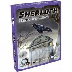 Q-System Sherlock : Parmi les morts un jeu Geek Attitude Games