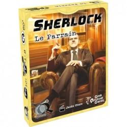 Q-System Sherlock : La parrain un jeu Geek Attitude Games