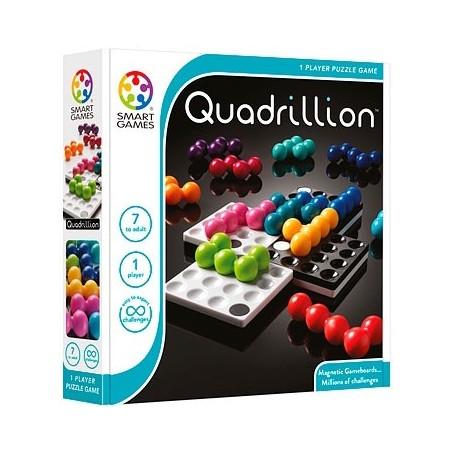 Quadrillion un jeu Smart Games