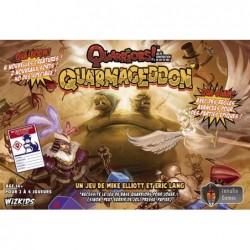 Quarriors - Quarmageddon un jeu Wizkids