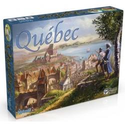 Québec un jeu Ystari