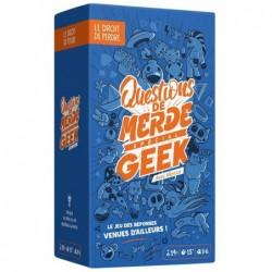 Questions de Merde Geek un jeu Le droit de perdre