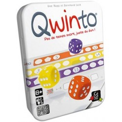 Qwinto un jeu Gigamic