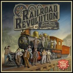 Railroad revolution un jeu What's your game