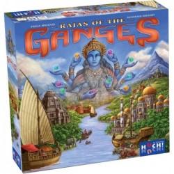 Rajas of the Ganges un jeu Huch & Friends