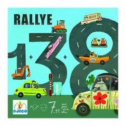 Rallye un jeu Djeco