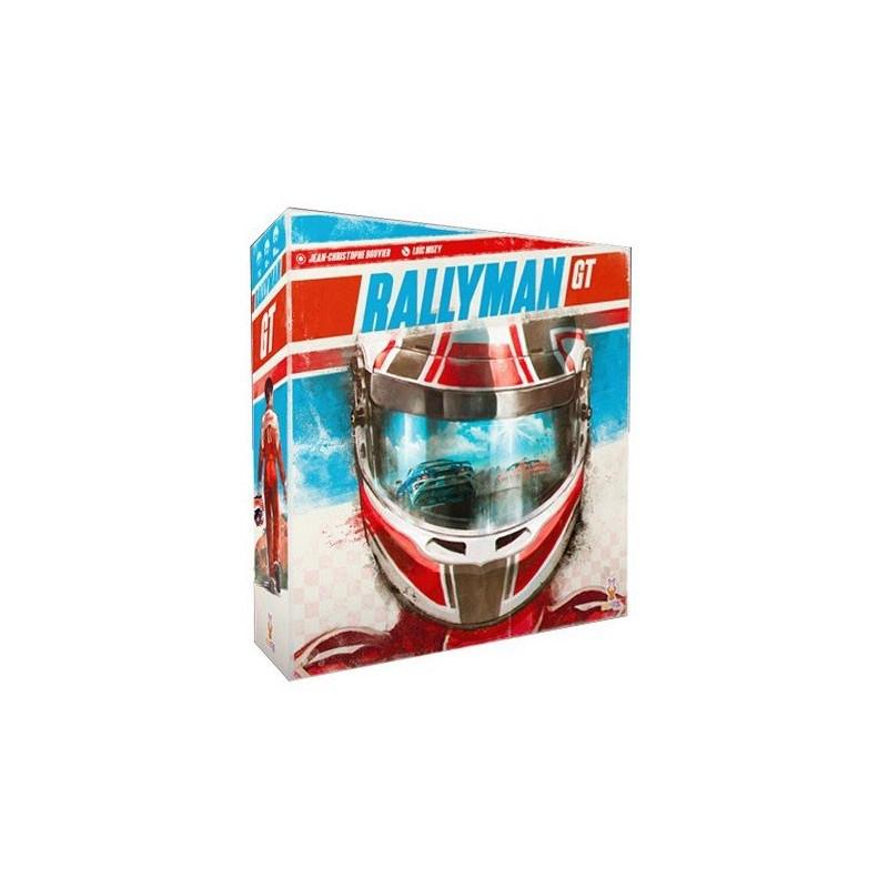Rallyman GT un jeu Holy Grail Games