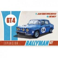 Rallyman GT4 un jeu Holy Grail Games