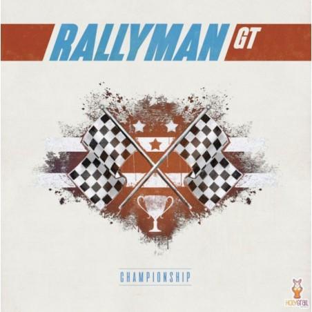 Rallyman GT Championship un jeu Holy Grail Games