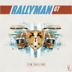 Rallyman GT Team Challenge un jeu Holy Grail Games