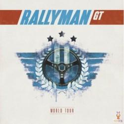 Rallyman GT World tour un jeu Holy Grail Games
