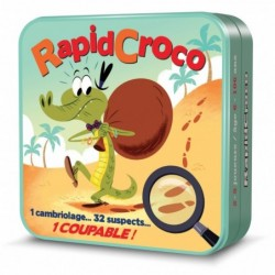 Rapidcroco un jeu Cocktail games