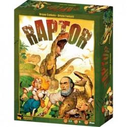 Raptor un jeu Matagot