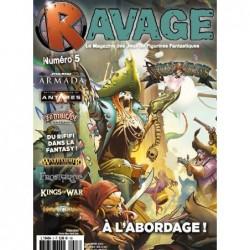 Ravage n∞5 un jeu Editions de Tournon
