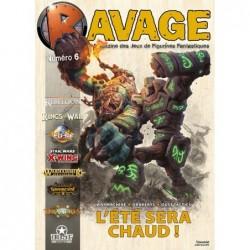 Ravage n∞6 un jeu Editions de Tournon