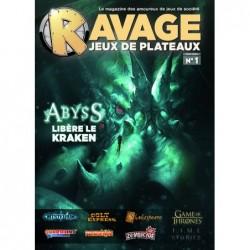Ravage hors-série n∞1 un jeu Editions de Tournon