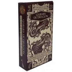 Jeu de cartes Queues de Dragon un jeu Scriptarium