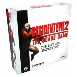 Resident Evil 2 : The Board Game - Extension The B-Files FR un jeu Steamforged