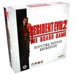 Resident Evil 2 : The Board Game - Extension Survival Horror FR un jeu Steamforged