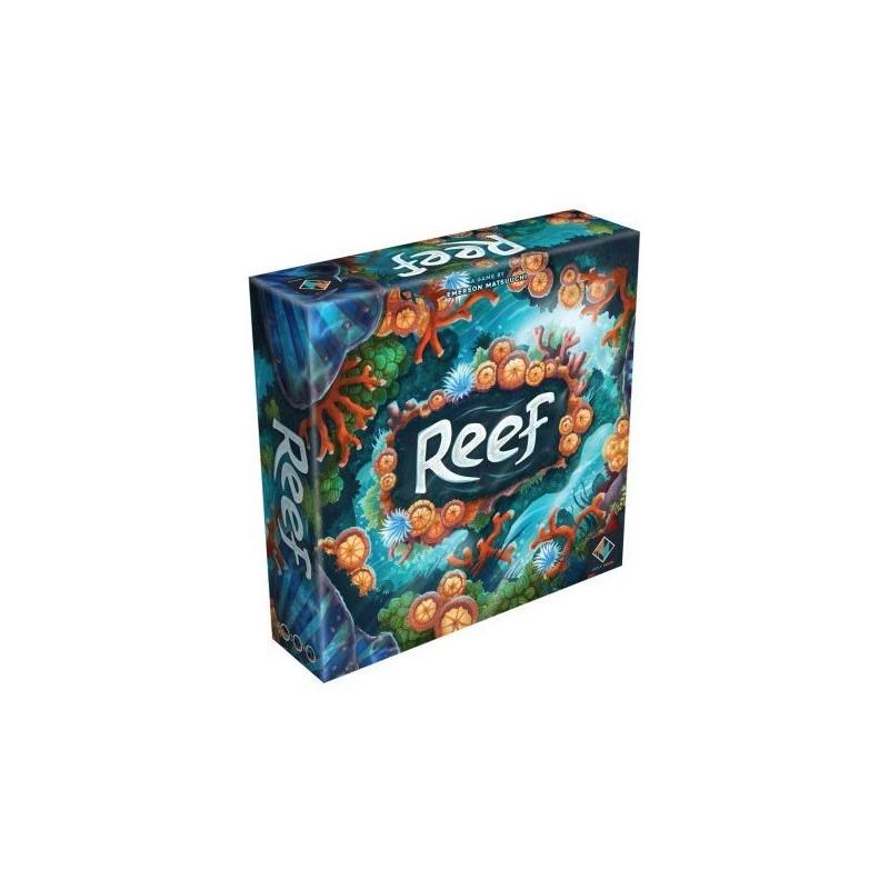 Reef un jeu Plan B Games
