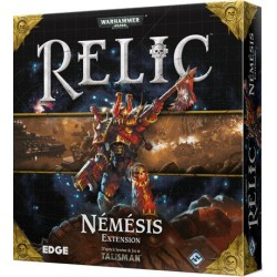 Relic - Extension Némésis un jeu Edge