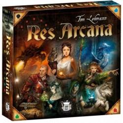 Res Arcana un jeu Sand Castle Games