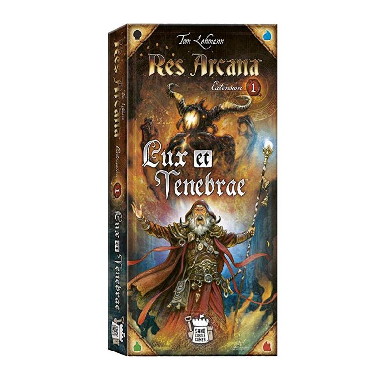 Res Arcana Extension Lux Et Tenebrae un jeu Sand Castle Games