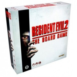 Resident Evil 2 : The Board Game un jeu Steamforged