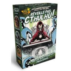 Réveille pas Cthulhu un jeu Don't Panic Games