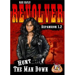 Revolver - Hunt the Man Down (expansion 1.2) un jeu White Goblin Games