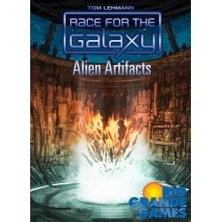 Aliens Artefacts un jeu Ystari