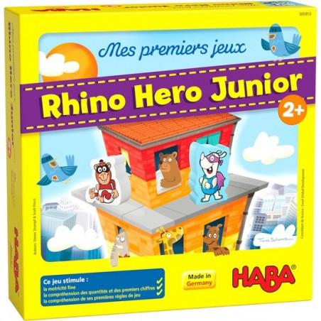 Rhino Hero Junior un jeu Haba