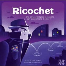 Ricochet un jeu Flip Flap Editions