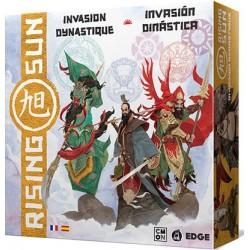 Rising Sun - Invasion Dynastique un jeu Cool Mini or Not