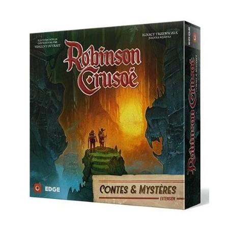 Robinson Crusoé : Contes & Mystères un jeu Edge