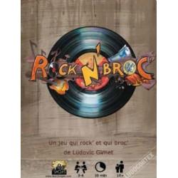 Rock'n broc un jeu Les XII singes