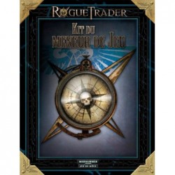 Rogue Trader VF - Kit du Meneur de Jeu un jeu Bibliotheque Interdite